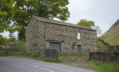 Bank Barn, The Lake District, Cumbria, England