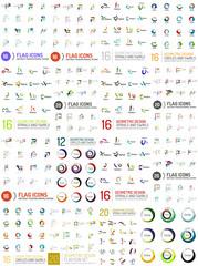 Huge logo mega collection