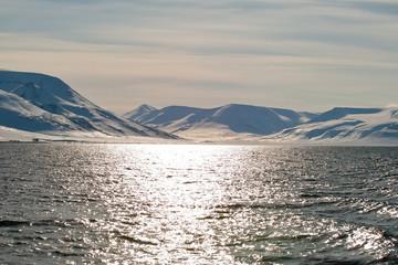 Spitzbergen, Pyramiden