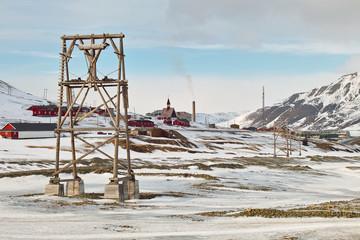 Longyearbyen, Spitzbergen