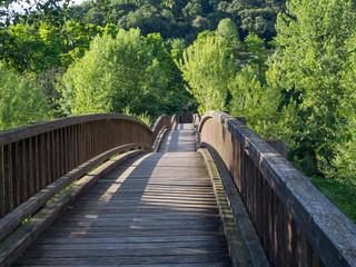 Puente en Castellfollit de la Roca OLYMPUS DIGITAL CAMERA