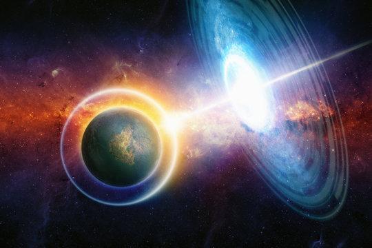 War in deep space