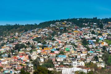 Houses on Valparaiso