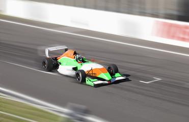 Race car Formula 2.0
