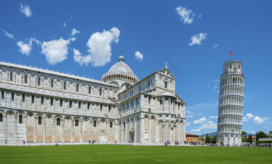 Fototapete - Pisa, Italy