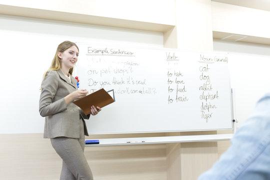 外国人教師