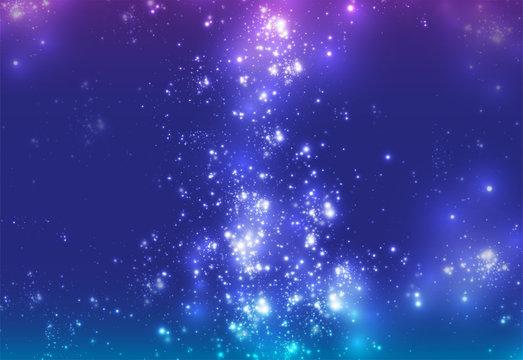 天の川 星空