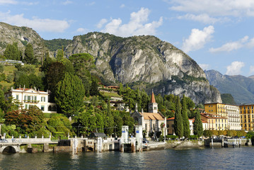 Cadennabia is a small community, part of the comune of Griante, in Lombardy, in the province of Como, on the west shore of Lake Como