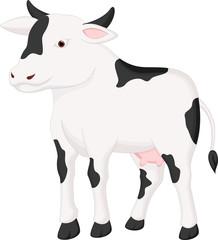 funny cow cartoon for you design