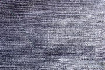 Blue jeans fabric surface background, modern clean denim materia