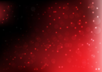 Christmas red background vector illustrator