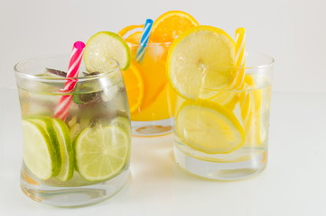 Lime fruit non alcoholic cocktails for summer refreshment