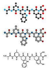ALWAYS peptide. Oligopeptide with sequence A-L-W-A-Y-S (Ala-Leu-Trp-Ala-Tyr-Ser).