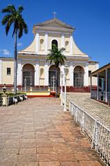 Iglesia Parroquial de la Santísima Trinidad am Plaza Mayor, Kuba