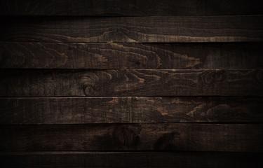 Dark wood texture. Background old board.