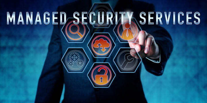 IT Specialist Pressing MANAGED SECURITY SERVICES