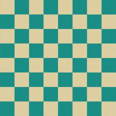 チェック柄10(シームレス)-グリーン / greenとベージュ系の落ち着いた雰囲気のツートンカラーのチェック柄です。木目を意識した細かい模様を加え、ナチュラル感を演出しています。
