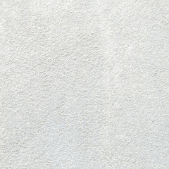 Closeup surface of old white cement wall textured background