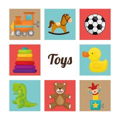 Baby toys design.