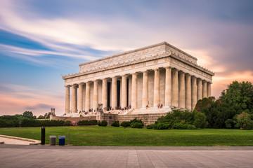 The Lincoln Memorial Fotomurales