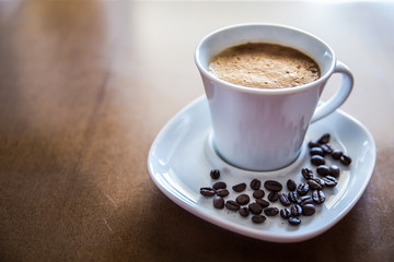Drinking a perfect cup of coffee can boost your mood