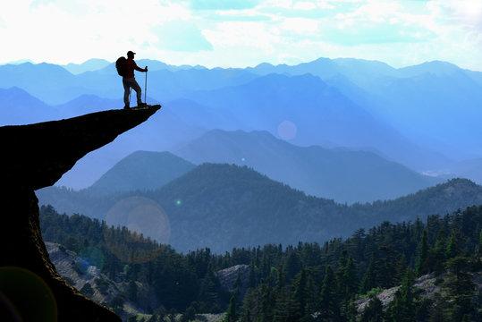 riskli tırmanış ve başarı hikayesi