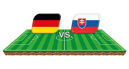 deutschland slowakei spielstand
