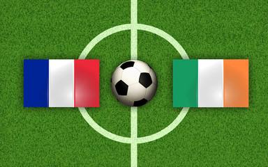 Soccer Football France vs Ireland