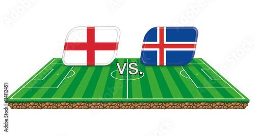 fußball england island
