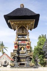 prayer rich Hindus, Nusa Penida-Bali, Indonesia