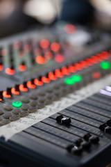 mixer pult
