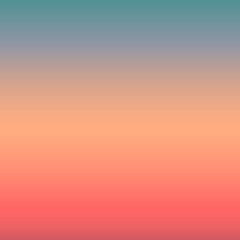 sunrise/sunset abstract vintage background - colorful smooth gradient vector illustration design