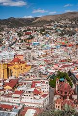 Colorful Guanajuato Town