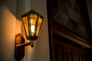 Light lamp decor