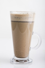 long frappe coffee