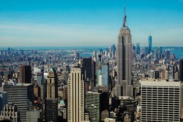 Blue York City.