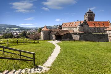 Stadt Kronach und Festung Rosenberg