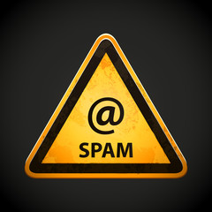 spam sign