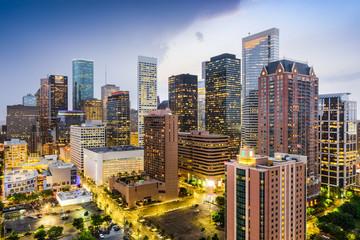 Houston Texas Cityscape