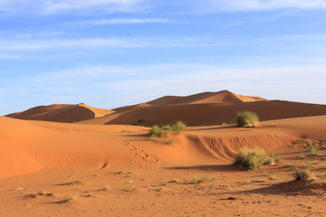 Keuken foto achterwand Zandwoestijn Erg Chebbi Morocco