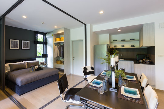 Interior living room