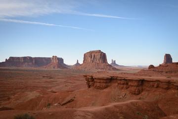 Monument Valley, Tribal Park, Arizona, Utah, USA