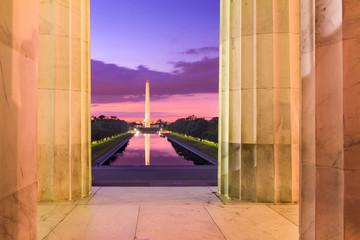 Morning in DC