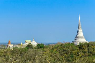 Phra Nakhon Khiri Historical Park in Petchaburi, Thailand