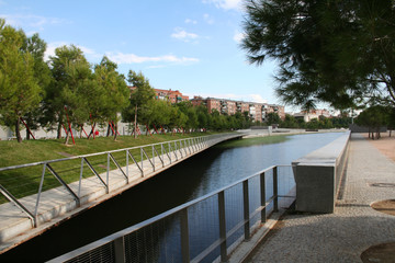 Rio Manzanares - Madrid