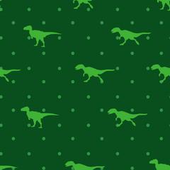 vector, illustration, dinosaur, abstract art. tyrannosaurus. seamless