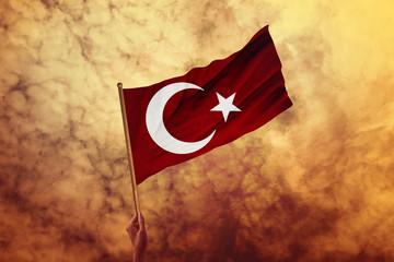 Türk Bayrağı, Türkiye