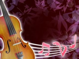 秋のバイオリン