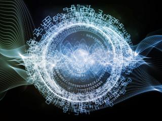 Toward Digital Central Wave