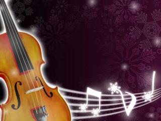冬のバイオリン